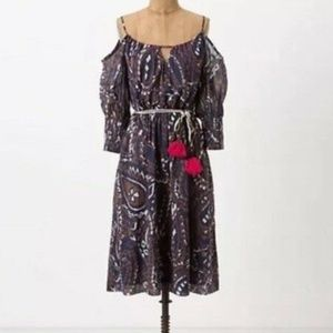Vanessa Virginia Convivial Boho Dress - size 6
